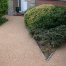 resin antislip path