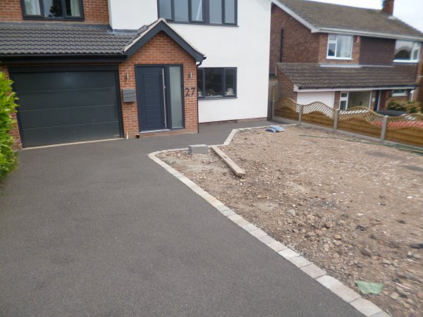 Resurfacing Driveways Paths And Patios In Mansfield