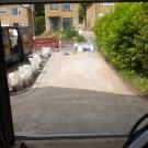 ravenshead driveway and path