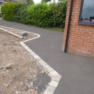 ravenshead resin bonded grey bauxite drive pathway aspect