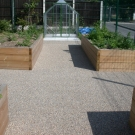 school resin bound surface