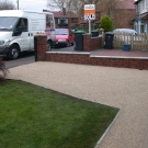 Driveways resurfaced by Drive-Cote Ltd
