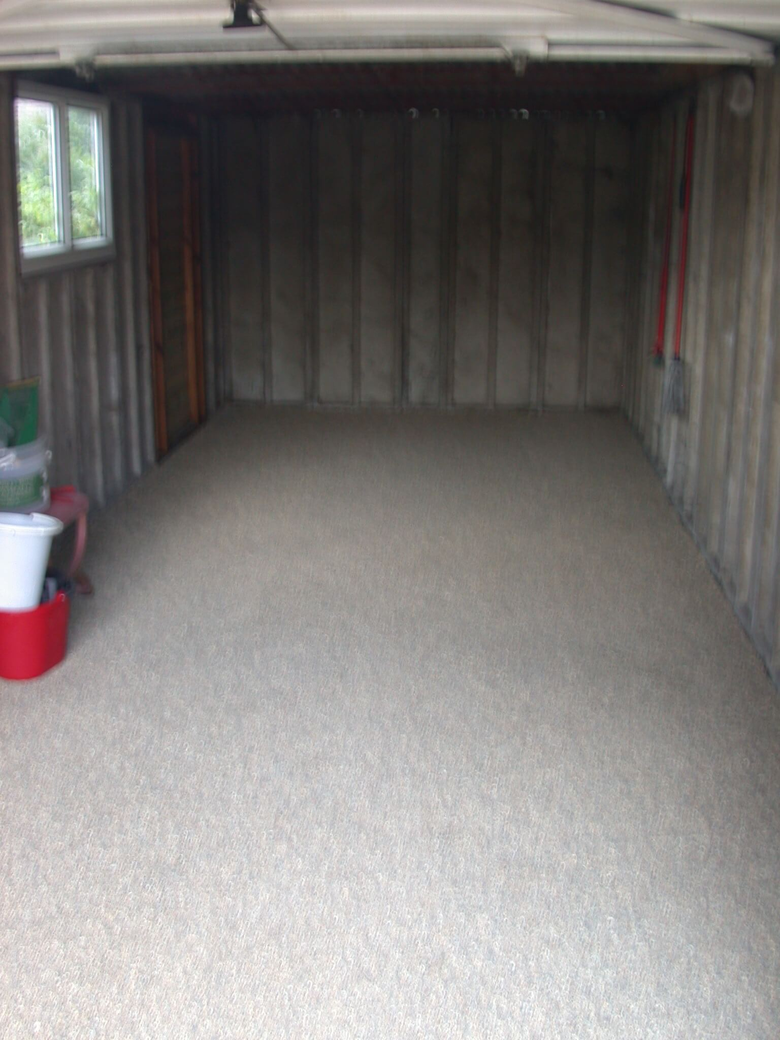 Garage Plastic Flooring For Dining Room Carpet: Resin Bonded Aggregate By Drive-Cote Ltd 12 Years Of