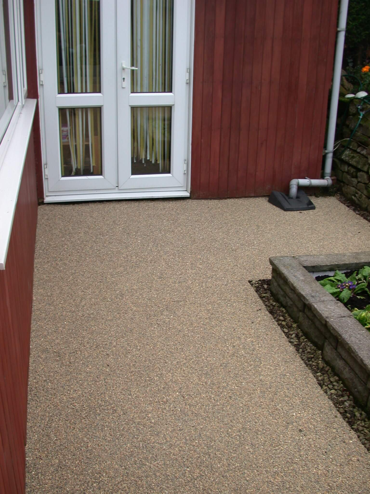 Resin Bonded Resurfacing For Patio By Drive Cote Ltd