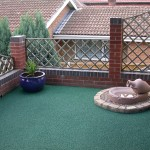 hand laid resin bonded aggregate