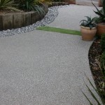 Mansfield resin aggregate driveway benefits