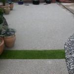 resin aggregate driveway benefits by Drive-Cote Ltd