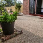 Shirland resin bonded covering