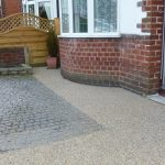 resin bonded gravel access by Drive-Cote Ltd