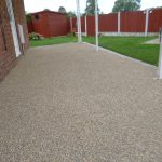 North East Derbyshire resin aggregate resurfacing by Drive-Cote Ltd
