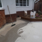 Resurfacing ready for resin bonded stone