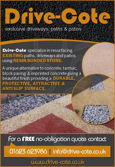 Drive-Cote Resin Installers