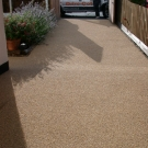 driveway access to residential property