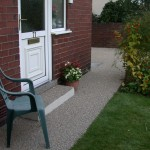 The benefit of a resin driveway path or patio