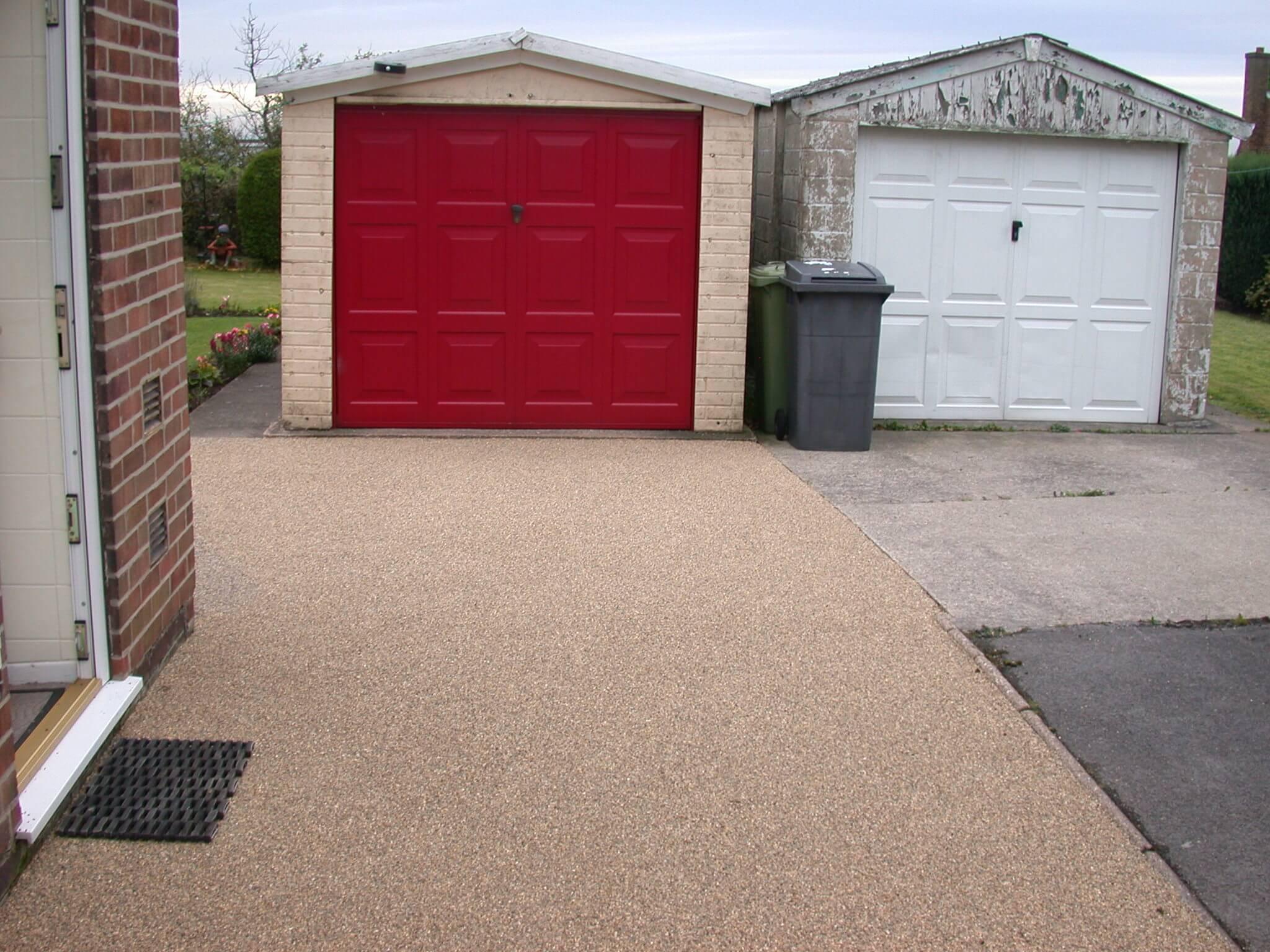 Resurfacing Existing Concrete Tarmac And Imprinted Concrete