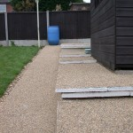 pathway resurfaced by Drive-Cote Ltd