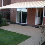 Drive-Cote Ltd completed Resin Bonded Finish