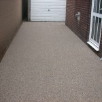resin driveway - relatively new option