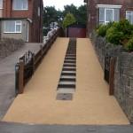 Anti slip Resin Bonded gravel