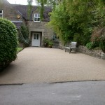 resin bonded stone for Matlock tarmac