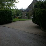 resin drive for tarmac property