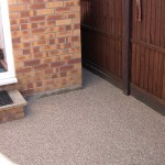 Mansfield resin bonded aggregate