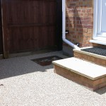 mansfield resin bonded aggregate by Drive-Cote Ltd