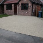 resin bonded gravel Tollerton completed by Drive-Cote Ltd