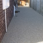 resin bound permeable paving not required
