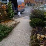 concrete resin bonded overlay Mansfield