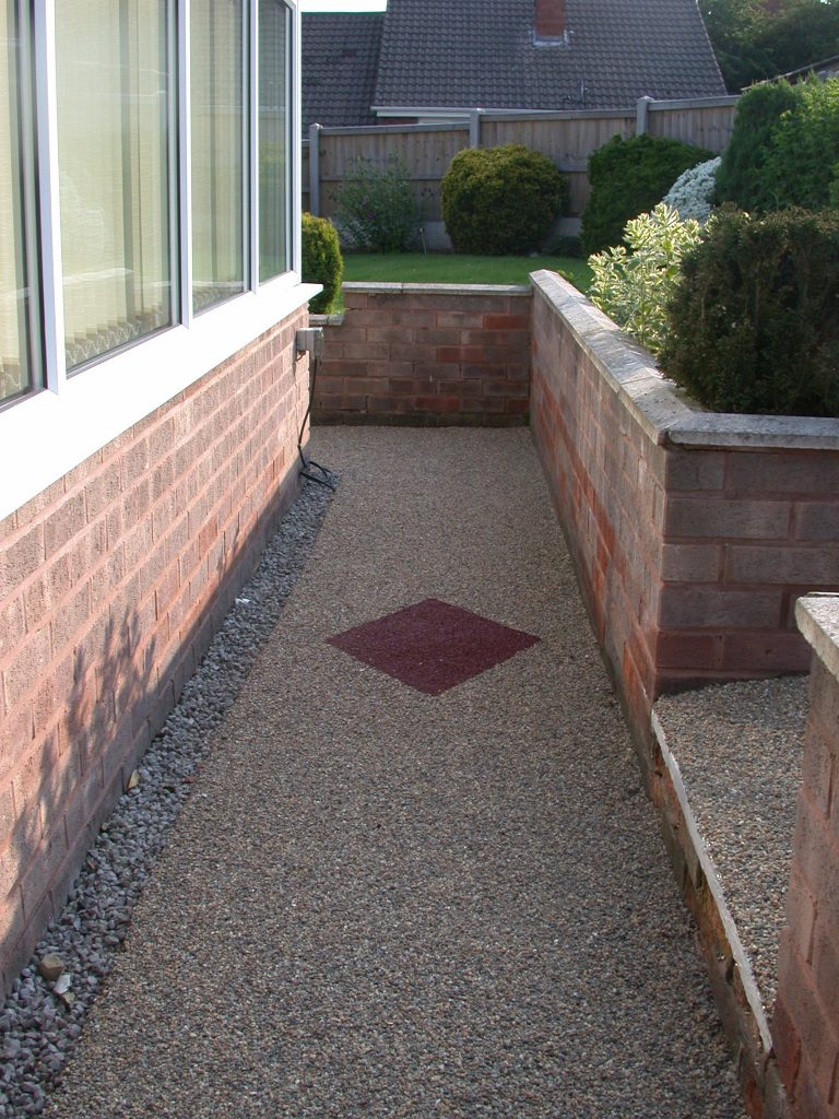 East Midlands based resin driveway company