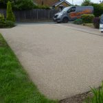 Drive-Cote Ltd Resin bonded installation in Mansfield