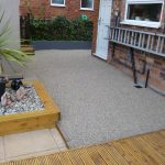 Mansfield resin stone option