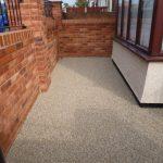 resin stone option by Drive-Cote ltd