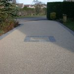 resin driveway access covers Papplewick