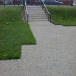 Nottingham resin driveway