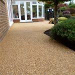 Mansfield resin bonded stone by Drive-Cote Ltd